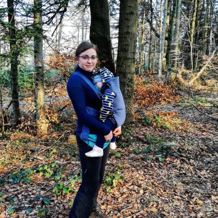 Ja z dzieckiem na szlaku